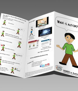 what is autism brochure