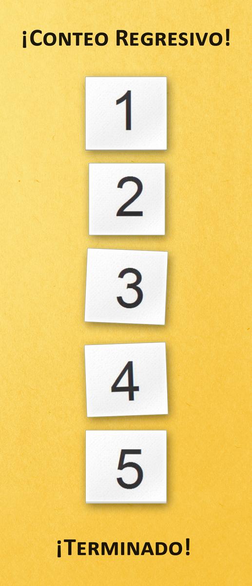 countdown-board-spanish