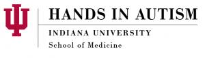 IUSM HANDS in Autism Logo
