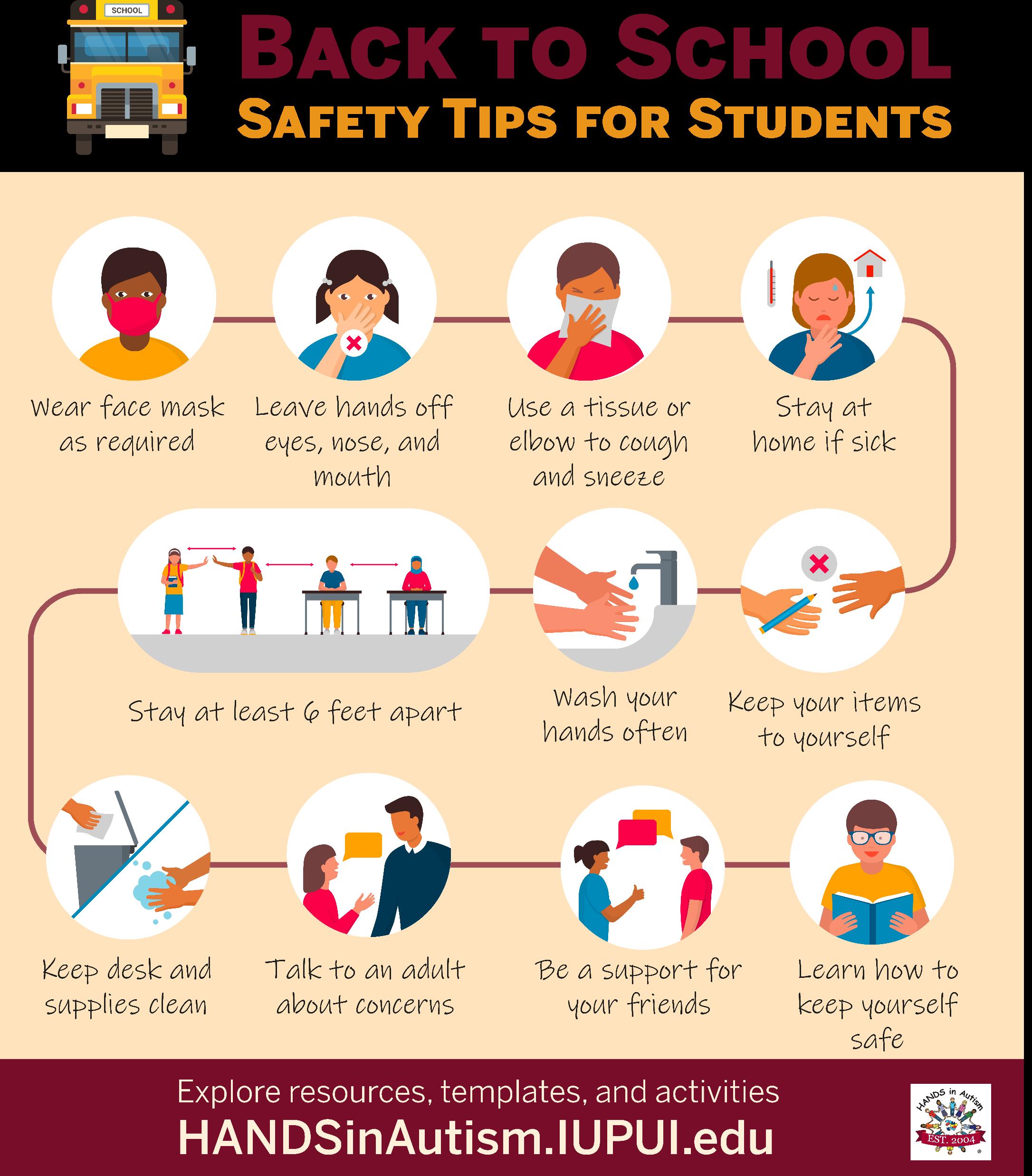 Safety Tips thumbnail