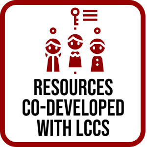 Resources Co-Developed with LCCs